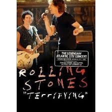 ROLLING STONES-TERRIFYING DVD *NEW*