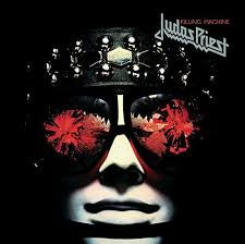 JUDAS PRIEST-KILLING MACHINE LP *NEW*