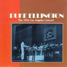 ELLINGTON DUKE-1954 LOS ANGELES CONCERT LP *NEW*