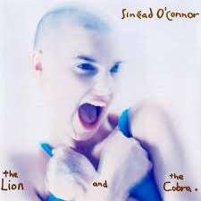 O'CONNOR SINEAD-THE LION & THE COBRA LP VG COVER VG