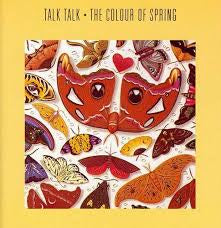TALK TALK-THE COLOUR OF SPRING LP+DVD AUDIO *NEW*