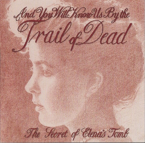 AND YOU WILL KNOW US BY THE TRAIL OF DEAD-THE SECRET OF ELENA'S TOMB EP CD VG