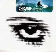"CHICANE-SALTWATER 12"" VG COVER VG"