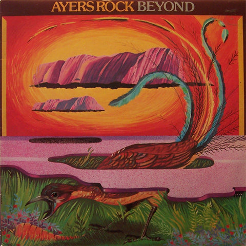 AYERS ROCK-BEYOND CD VG