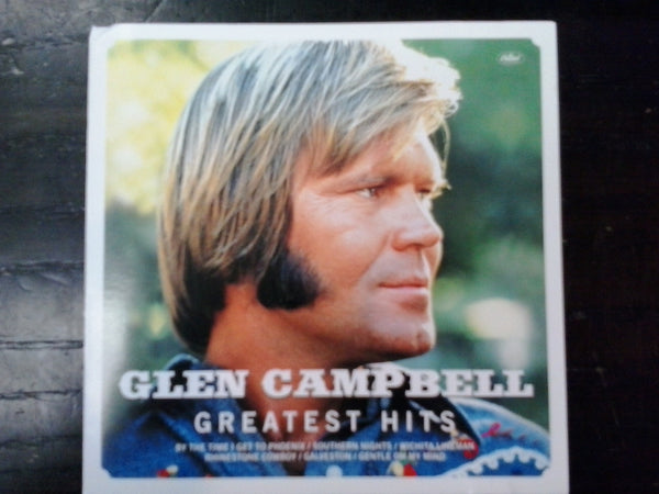 CAMPBELL GLEN-GREATEST HITS CD VG+