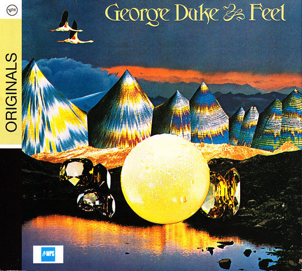 DUKE GEORGE-FEEL CD VG