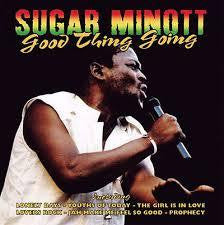 MINOTT SUGAR-GOOD THING GOING CD *NEW*