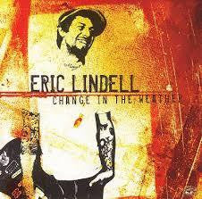 LINDELL ERIC-CHANGE IN THE WEATHER CD *NEW*