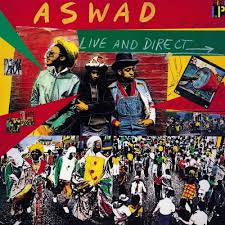ASWAD-LIVE & DIRECT LP *NEW*