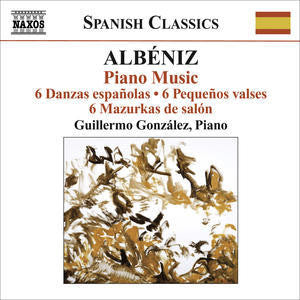 ALBENIZ-PIANO MUSIC VOL 3 CD *NEW*