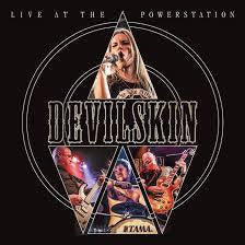 DEVILSKIN-LIVE AT THE POWERSTATION CD/DVD *NEW*