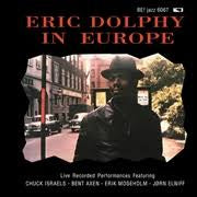 DOLPHY ERIC-IN EUROPE LP *NEW*