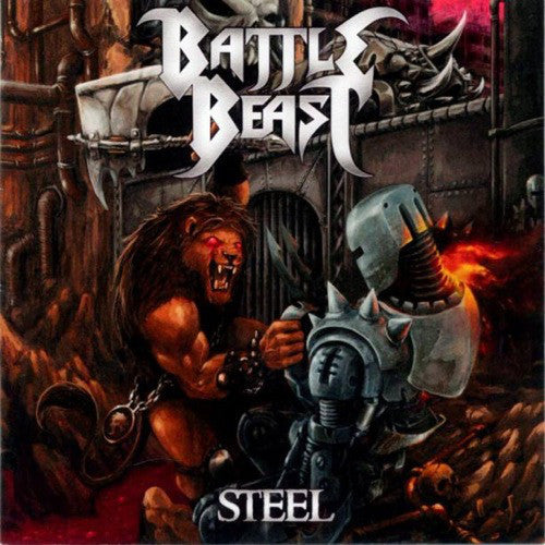 BATTLE BEAST-STEEL CD VG