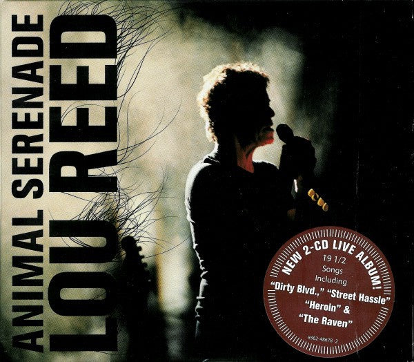 REED LOU-ANIMAL SERENADE 2CD G