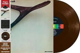 WISHBONE ASH-WISHBONE ASH  BROWN VINYL LP *NEW*