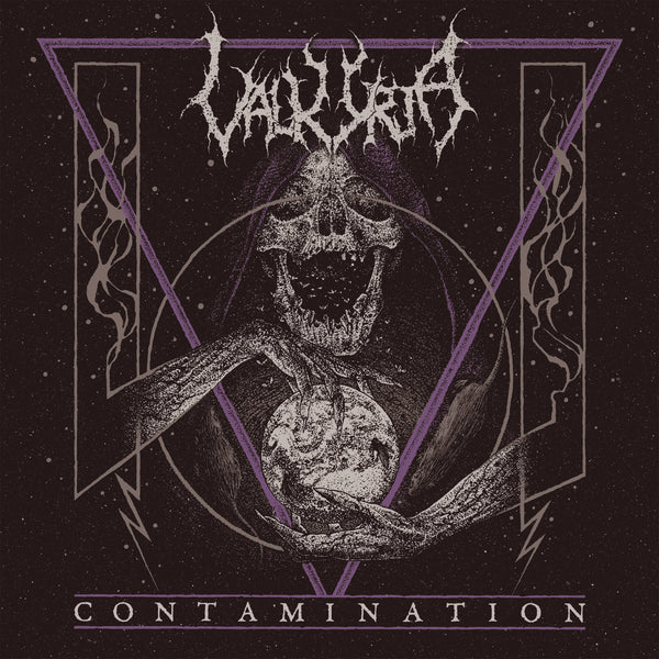 VALKYRJA-CONTAMINATION CD *NEW*