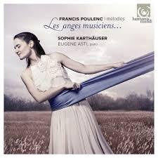 POULENC-LES ANGES MUSICIENS KARTHAUSER CD *NEW*