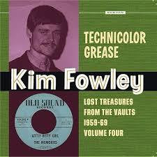 FOWLEY KIM-TECHNICOLOR GREASE LP *NEW*