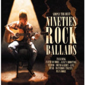 SIMPLY THE BEST NINETIES ROCK BALLADS-VARIOUS ARTISTS 2CD *NEW*