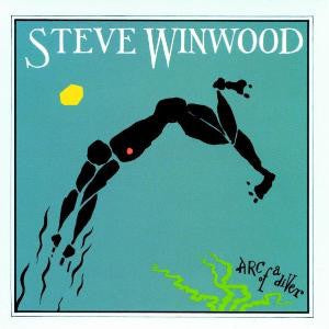 WINWOOD STEVE-ARC OF A DIVER CD VG