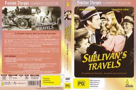 SULLIVAN'S TRAVELS DVD VG+