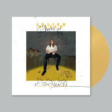 BAKER JULIEN-LITTLE OBLIVIONS YELLOW VINYL LP *NEW*