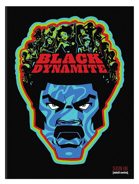 BLACK DYNAMITE-SEASON ONE 2DVD VG