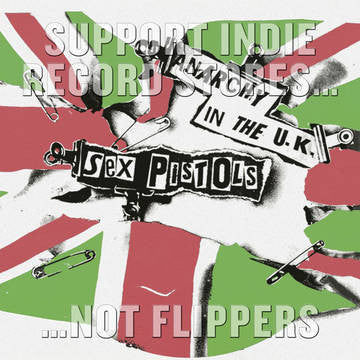 "SEX PISTOLS-ANARCHY IN THE UK 5X7"" BOXSET *NEW*"