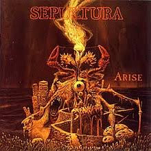 SEPULTURA-ARISE 2LP *NEW*