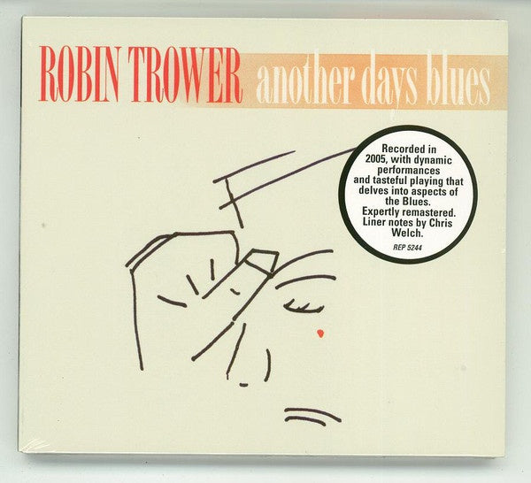 TROWER ROBIN-ANOTHER DAYS BLUES CD *NEW*