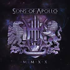 SONS OF APOLLO-MMXX 2CD *NEW*