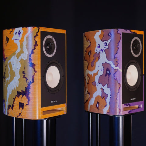 TEX TONE-CHRIS KNOX ART SPEAKERS  *NEW*