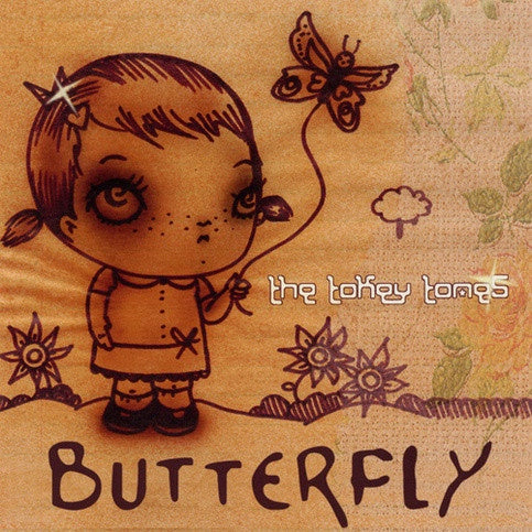 TOKEY TONES THE-BUTTERFLY CD VG