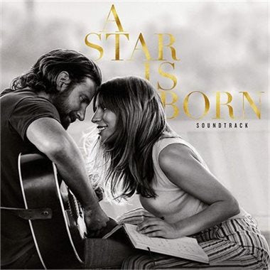 A STAR IS BORN OST COOPER GAGA 2LP *NEW*