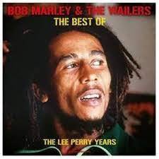 MARLEY BOB & THE WAILERS-BEST OF THE LEE PERRY YEARS RED VINYL LP *NEW*