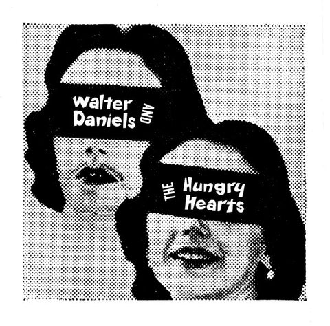 DANIELS WALTER & THE HUNGRY HEARTS-OUT AT DUSK 7'' *NEW*
