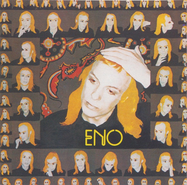 ENO BRIAN-TAKING TIGER MOUNTAIN CD VG
