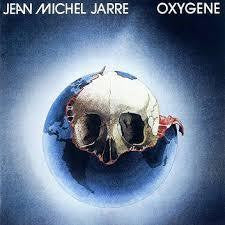 JARRE JEAN MICHEL-OXYGENE LP NM COVER VG+