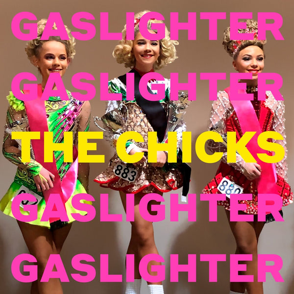 CHICKS THE-GASLIGHTER CD VG