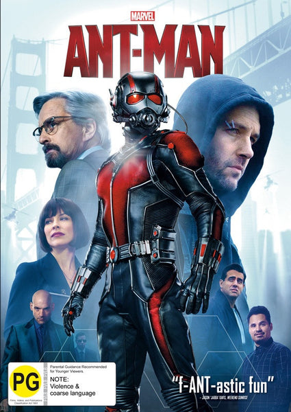 ANT-MAN - DVD VG