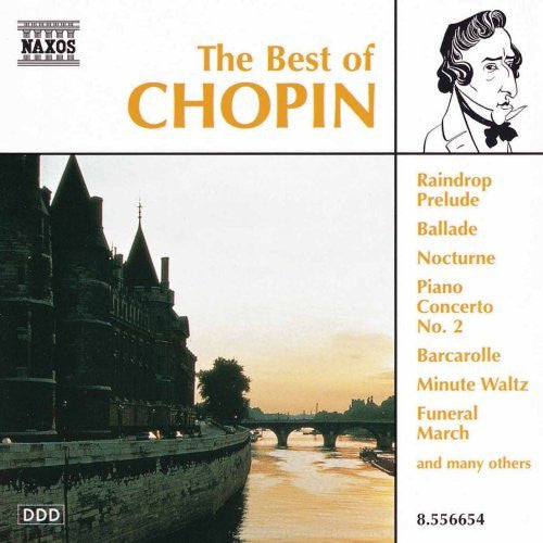 CHOPIN-THE BEST OF CD *NEW*