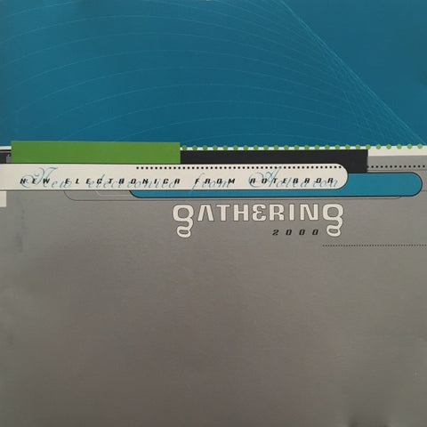 GATHERING 2000-VARIOUS ARTISTS CD VG