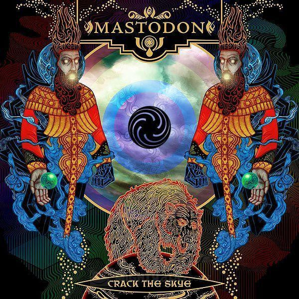 MASTODON-CRACK THE SKYE DELUXE CD AND DVD *NEW*