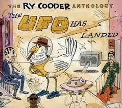 COODER RY-ANTHOLOGY THE UFO HAS LANDED 2CD VG