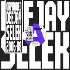 AFX (APHEX TWIN)-ORPHANED DEEJAY SELEK 2006-08 LP *NEW*