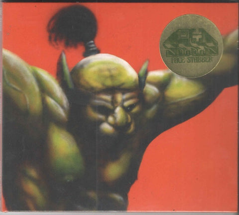 OH SEES-FACE STABBER CD *NEW*