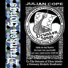 COPE JULIAN-DRUNKEN SONGS LP *NEW*