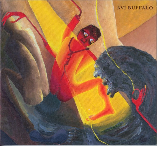 AVI BUFFALO-AVI BUFFALO CD VG