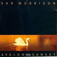 MORRISON VAN-AVALON SUNSET LP NM COVER VG