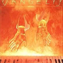 VANGELIS-HEAVEN & HELL LP VG+ COVER EX